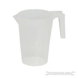 Maatbeker 250 ml Polyethyleen metrische schaalverdeling