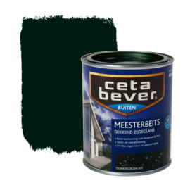 CETABEVER MEESTERBEITS UV DK 750 ML DONKERGROEN 605