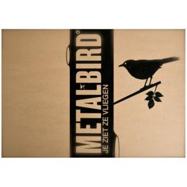 Metalbird IJsvogel