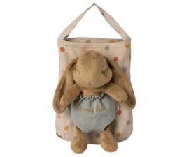 Maileg knuffel Bunny  Bob in tasje