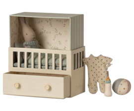Maileg baby kamer konijn