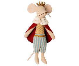 Maileg Vader muis koning