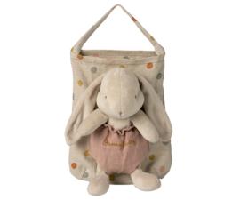 Maileg knuffel Bunny  Holly in tasje