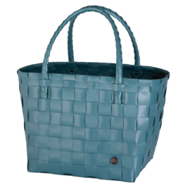 Shopper Paris Blauw groen