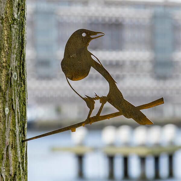 Metalbird Ekster