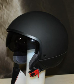 Jethelm RXA Bandit H740 - Mat Zwart - Maat XS