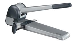 Leitz 5182 Super Perforator 2-gaats - 250 vel - zilver