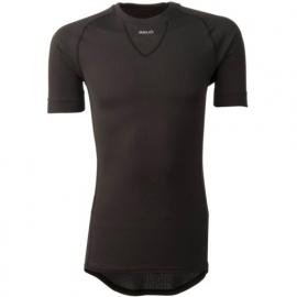 AGU Secco Thermoshirt - Korte Mouw - Dames - Maat S - Zwart
