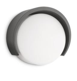 Philips myGarden Parasola - Wandlamp - Antraciet
