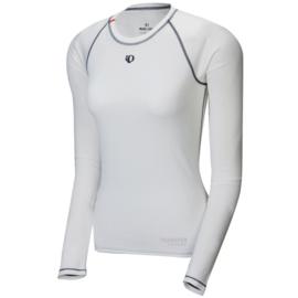 Pearl Izumi Ondershirt LM Transfer - Heren - Wit - Maat S