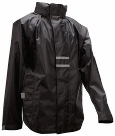 Ralka Regenjack - Zwart - Maat S