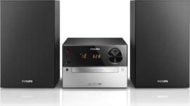 Philips MCM2300 - Microset met Radio/Wekker/CD-speler - Zwart