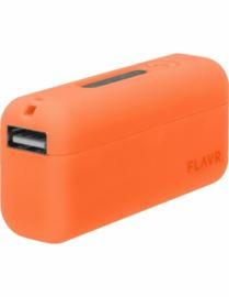 Flavr Powerbank 2600 mAh - Oranje