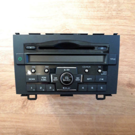 Radio CD WMA en MP3 speler Honda CR-V III  (incl code)