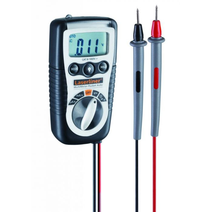 Laserliner MultiMeter-Pocket 083.032A
