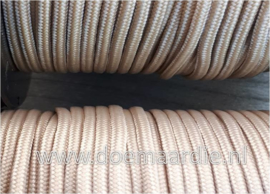 Paracord, 100, type l, Mocca 6 / 15 / 30 meter