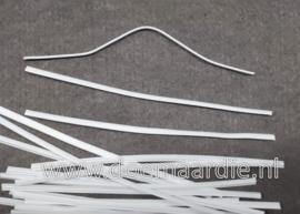 Neusbeugel strips voor mondmaskers