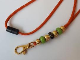 Keycord solar orange.