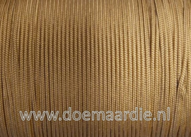 Paracord, 100, type l, Gold, 6 / 15 / 30 meter