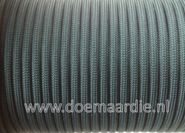 Paracord 550 Dark green, vanaf 29 cent per meter.