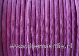 Paracord 550 Deep Purple, vanaf 27 cent per meter.