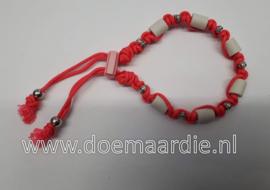 Tekenhalsband ong 20 cm. roze special edition