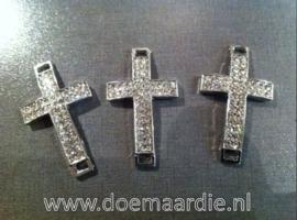 Kruis met strass