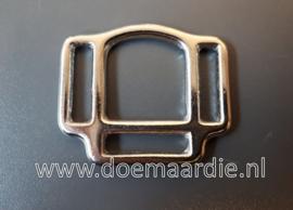 Halsterring, 3 voudig. 30 mm