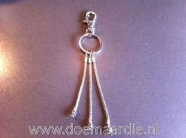Sleutelhanger voor groot gat style hangers
