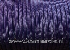 Paracord, 550 Electric Blauw 6 / 15 / 30 meter.