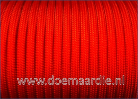 Paracord, 100, type l, Imperial red, 6 / 15 / 30 meter