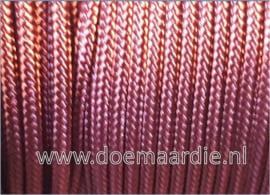Paracord, 100 type l, burgundy  6 / 15 / 30 meter (bordeaux rood)