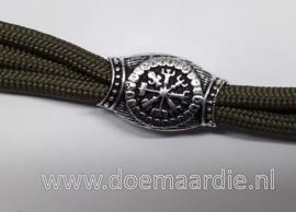 Viking runen kompas, 2 kleuren