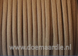Paracord 550 Coyote Brown, vanaf 27 cent per meter. RAl 8000