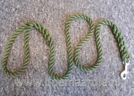 PPM lijn met handvat, leger groen.