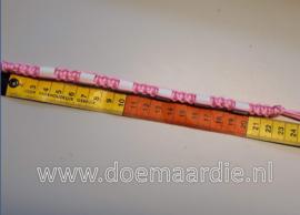 Tip maat meten armbanden en kleine tekenhalsbanden.