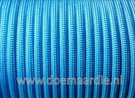 Paracord, 100 type l, Baby blauw, 6 / 15 / 30