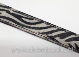 Leer 20 mm, zebra