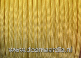 Paracord, 225, Pale Yellow, vanaf 29 cent