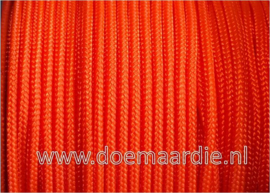 Paracord, 100, type l, Neon Orange, 6 / 15 / 30 meter