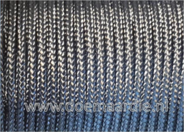 Paracord, 100, type l, Navy, 6 / 15 / 30 meter.