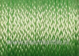 PP gevlochten multi koord, fel groen 3 mm, 50 meter