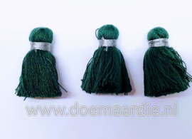 Kwastjes L,  groen per 8
