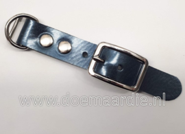 Adapter 20 mm, metallic blauw