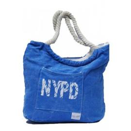 Tas, blauw, NYPD