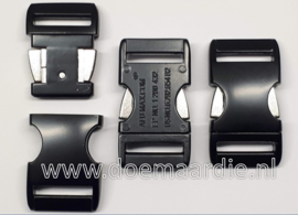 ALU-MAX® 20 mm black silver.