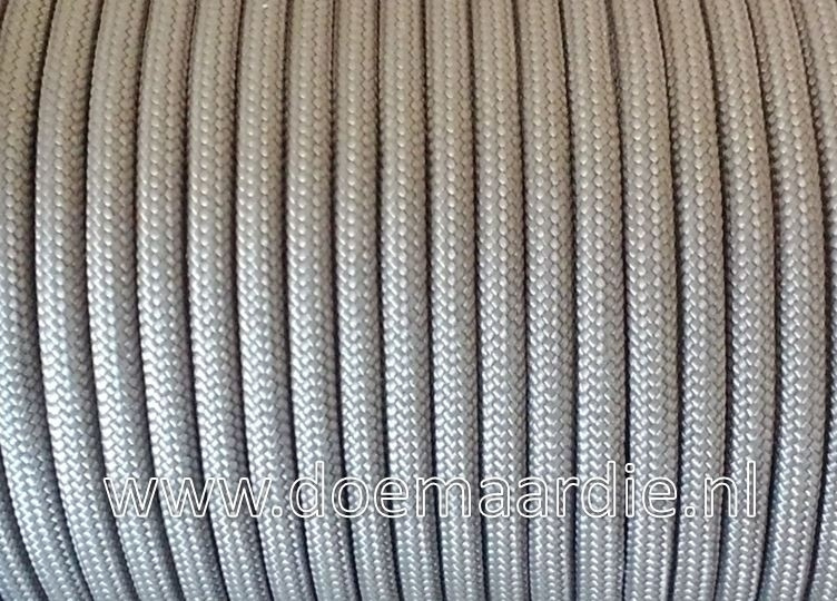 Paracord, 100, type l, Silver Grey, 6 / 15 / 30 meter