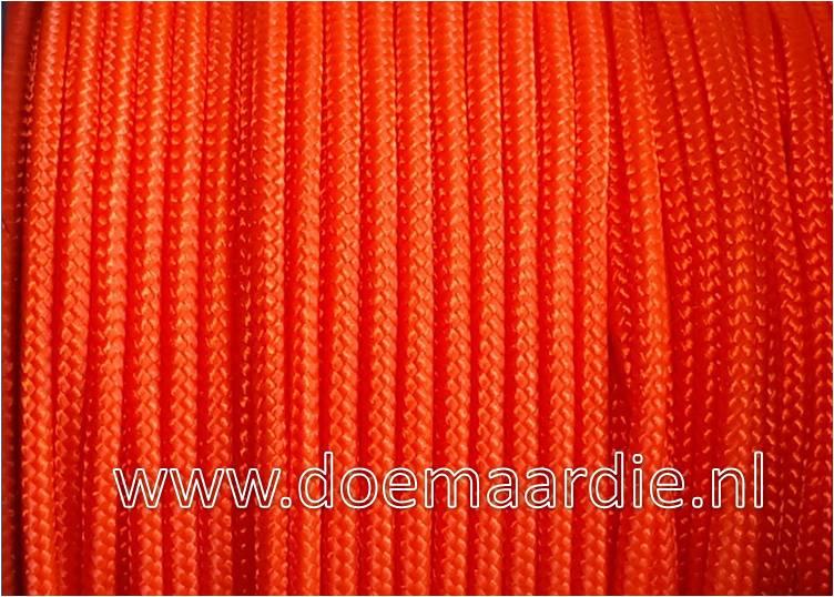 Paracord, 100, type l, Neon Orange, 6 / 15 / 30 meter