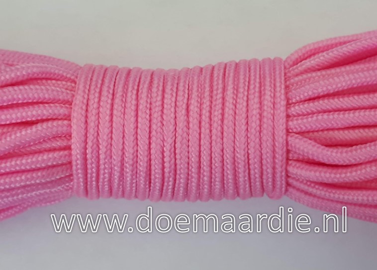 Surf cord, lovely pink