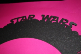 Star Wars wikkels - set van 10 stuks